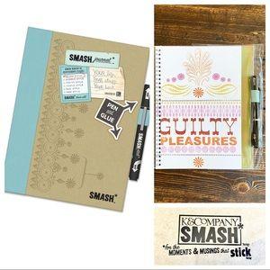 🔥NEW ITEM🔥KC Company Smash Journal Scrapbook
